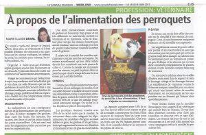 Le Canada Français, Dre Duval, le 8 juin 2017